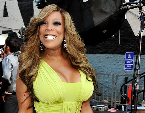 Wendy Williams' Idea of Flaxen Beauty
