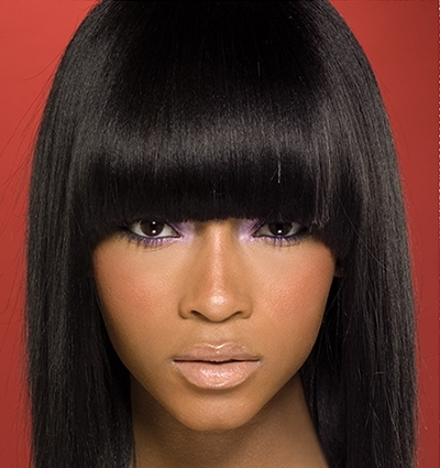 These pretty medium layered hair styles mark the new weave of .